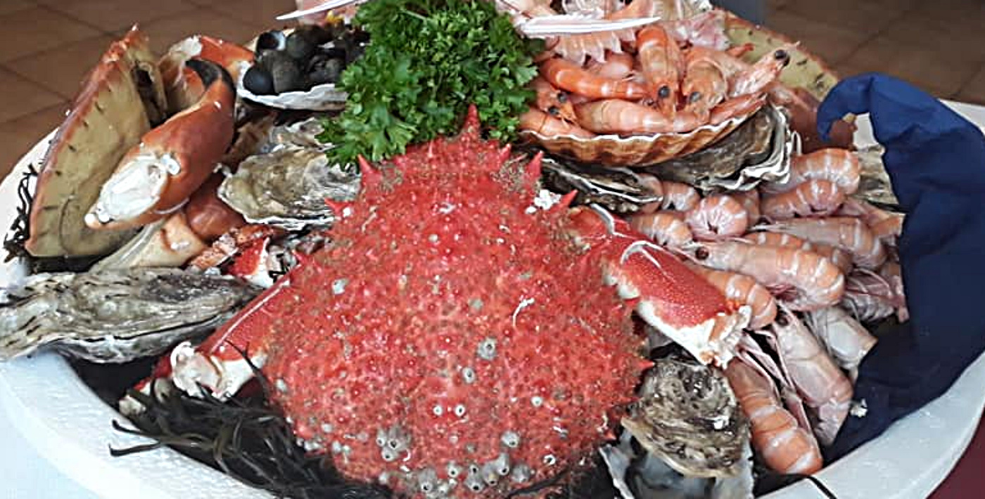 Vos plateaux de fruits de mer