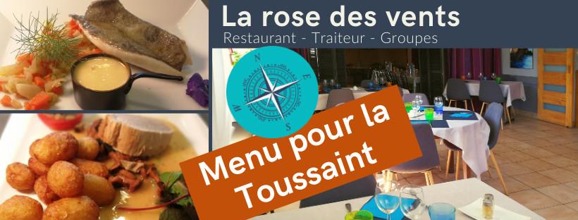 Votre menu pour la Toussaint
