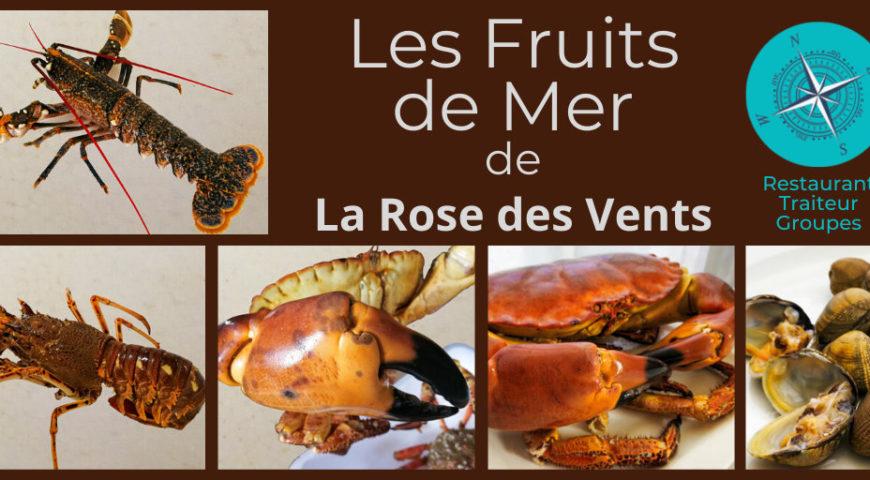 Nouvelle offre : Composez vos plateaux de Fruits de Mer selon vos goûts