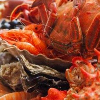 Votre plateau de fruits de mer, à emporter ou sur place sans réserver