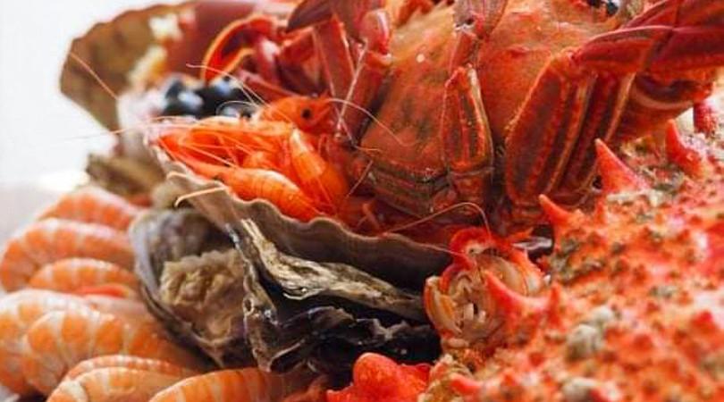 Votre plateau de fruits de mer, sur place, à emporter, tous les jours sans réserver